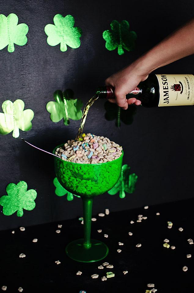 Happy St. Patrick's Day...!
